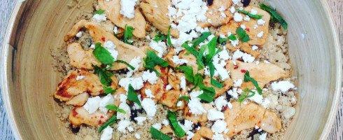 Hola, salade de quinoa