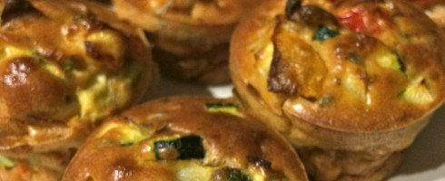 Hola, petit muffins aux légumes